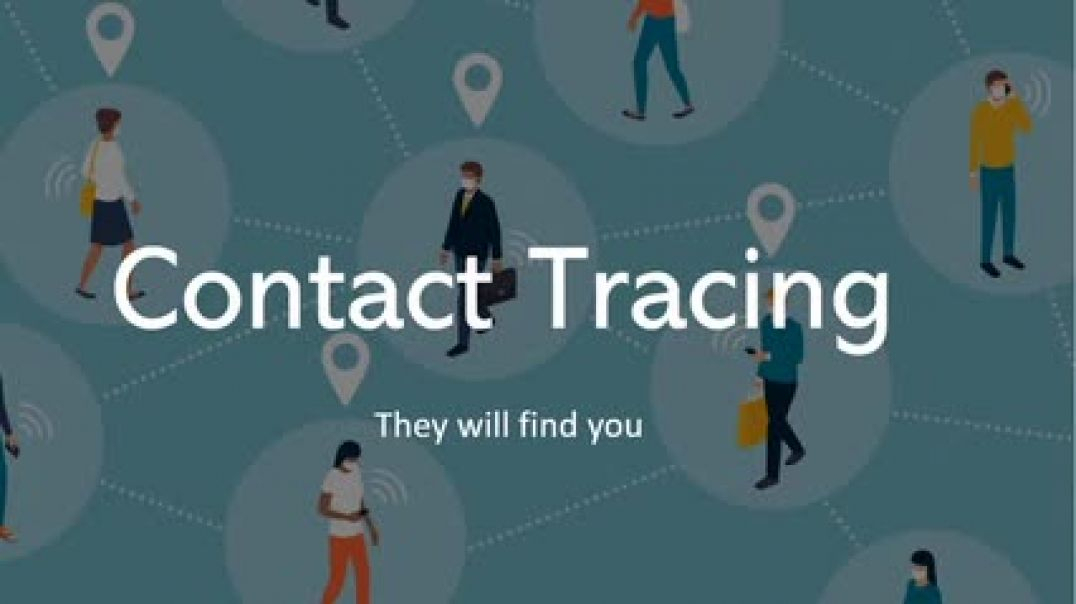 Contact Tracing Scarier than you Imagined