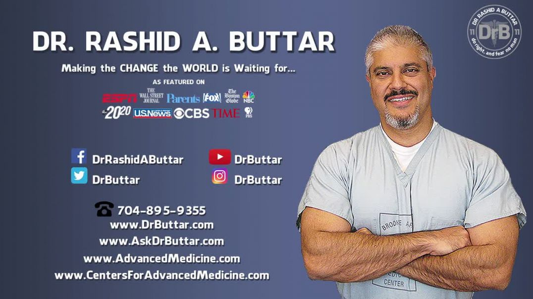 dr rashid a buttar --  why we shouldn't be wearing a face mask