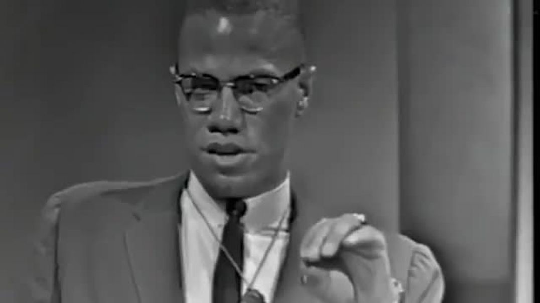 Malcom X on White Liberals