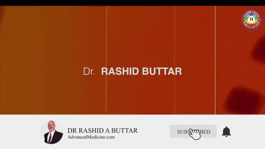 Dr. Rashid Buttar URGENT! Full Disclosure From INSIDE| HR 6666 IS COMING!