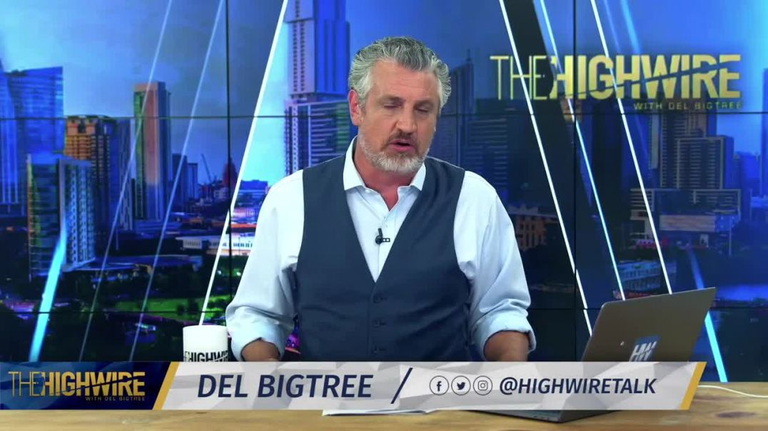 the highwire with del bigtree -- interview with dr rashid buttar