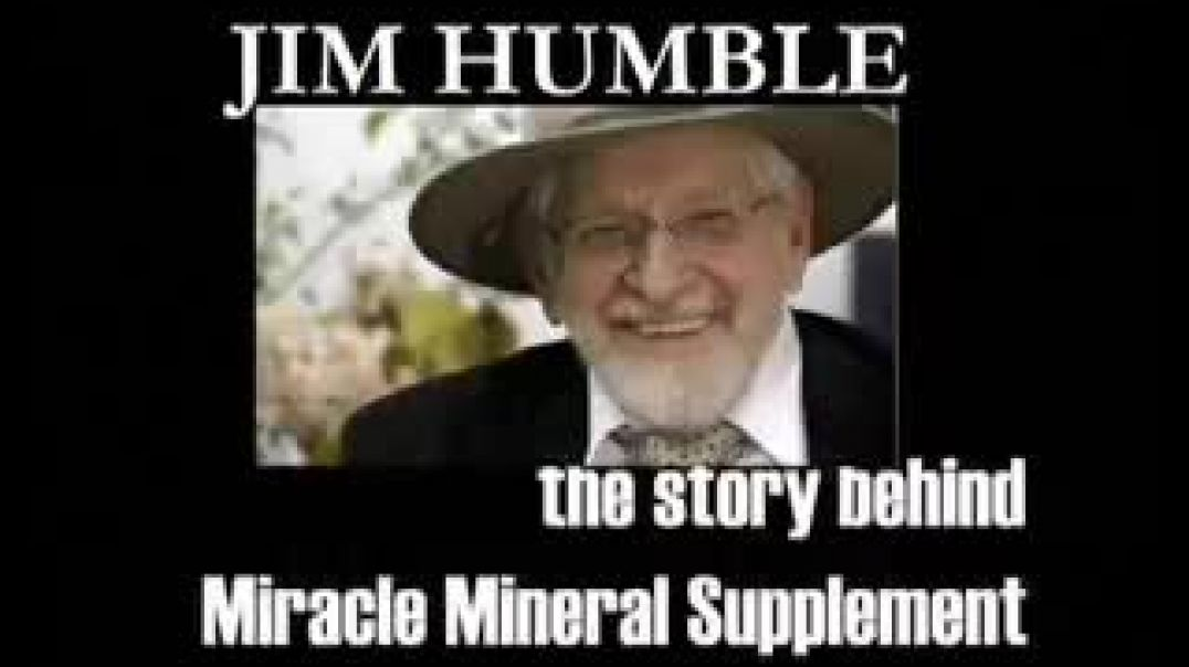 Project Camelot interviews Jim Humble, the man behind MMS Miracle Mineral Supplement