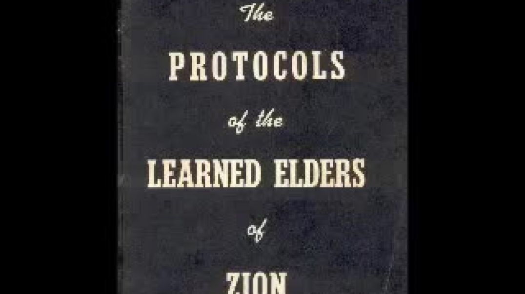 ► The Protocols of the Learned Elders of Zion - Audio Book -