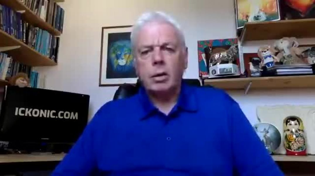 DAVID ICKE TALKS ABOUT COVID19, RIOTS, EPSTEIN, GATES & THE CULT