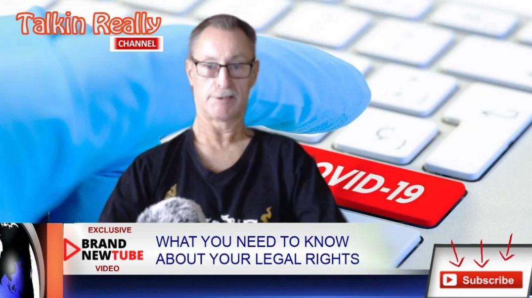 Your legal rights not to wear a mask and what to do/say