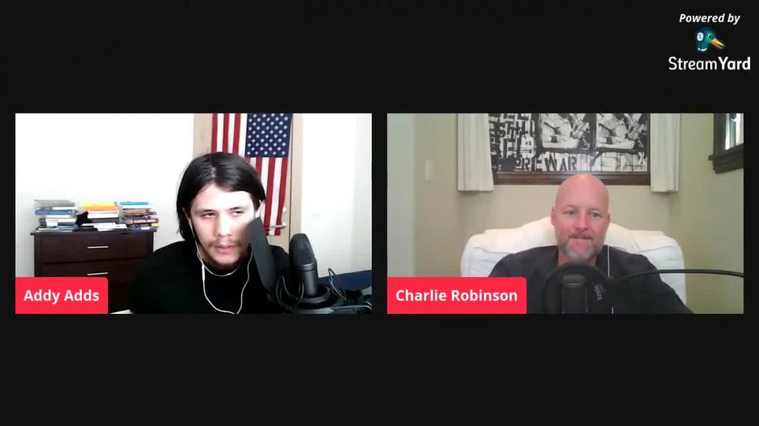 Charlie Robinson Confessions of an Economic Hitman