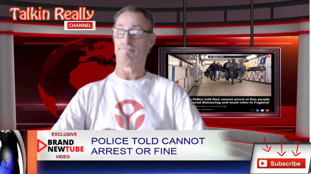Police CANNOT arrest or fine for alleged social distance and non-masks infractions