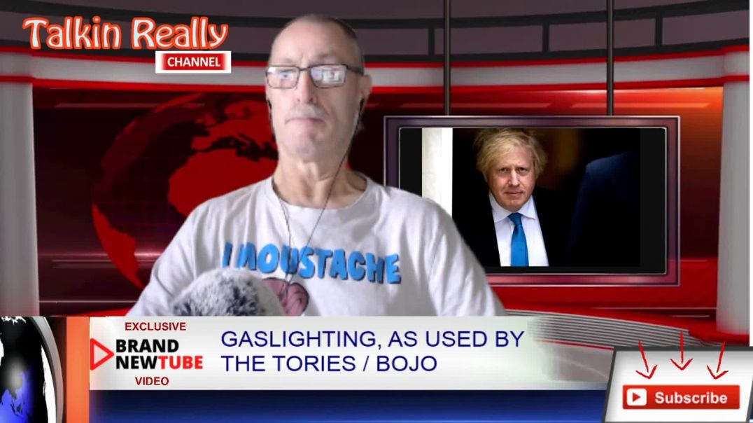 Gaslighting - the tories are doing it to us