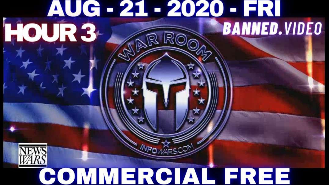 #WarRoomShow HR3: Millions of Americans Switching To Trump After Failed DNC!