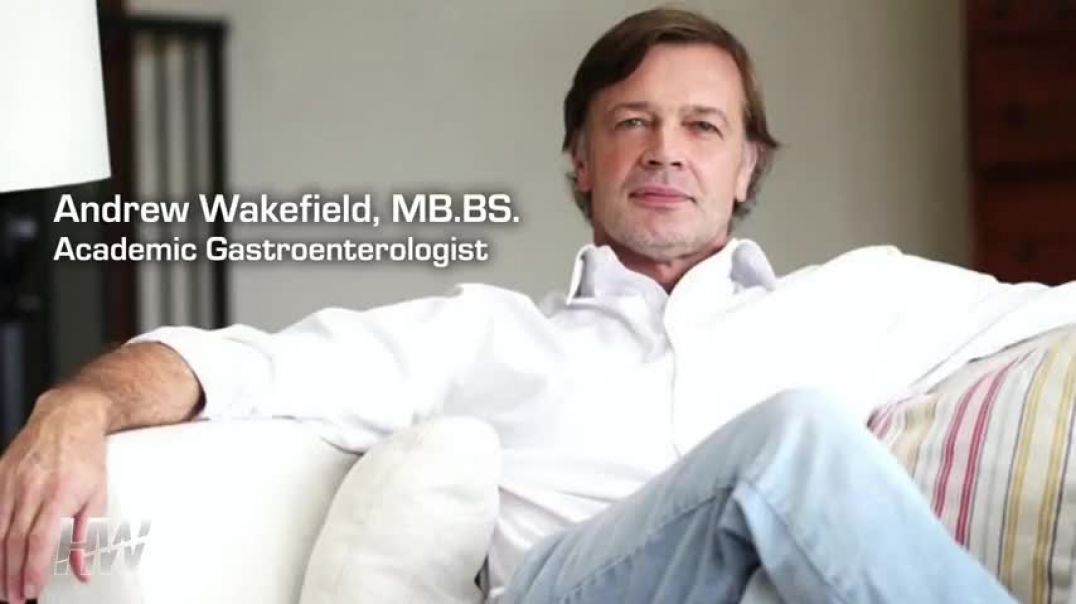 FATHER OF ANTI-VACCINE MOVEMENT STRIKES AGAIN ~ Dr Andy Wakefield & Del Bigtree -The Highwire