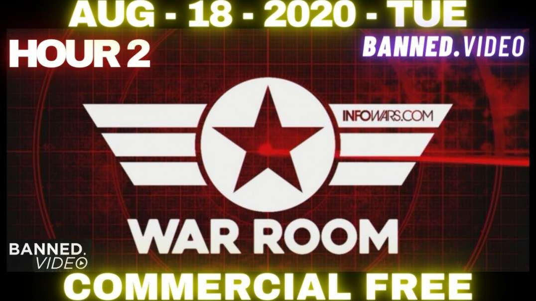 #WarRoomShow HR2: #PresidentTrump Says We May Have To Redo Election Because Of Democrat Interference