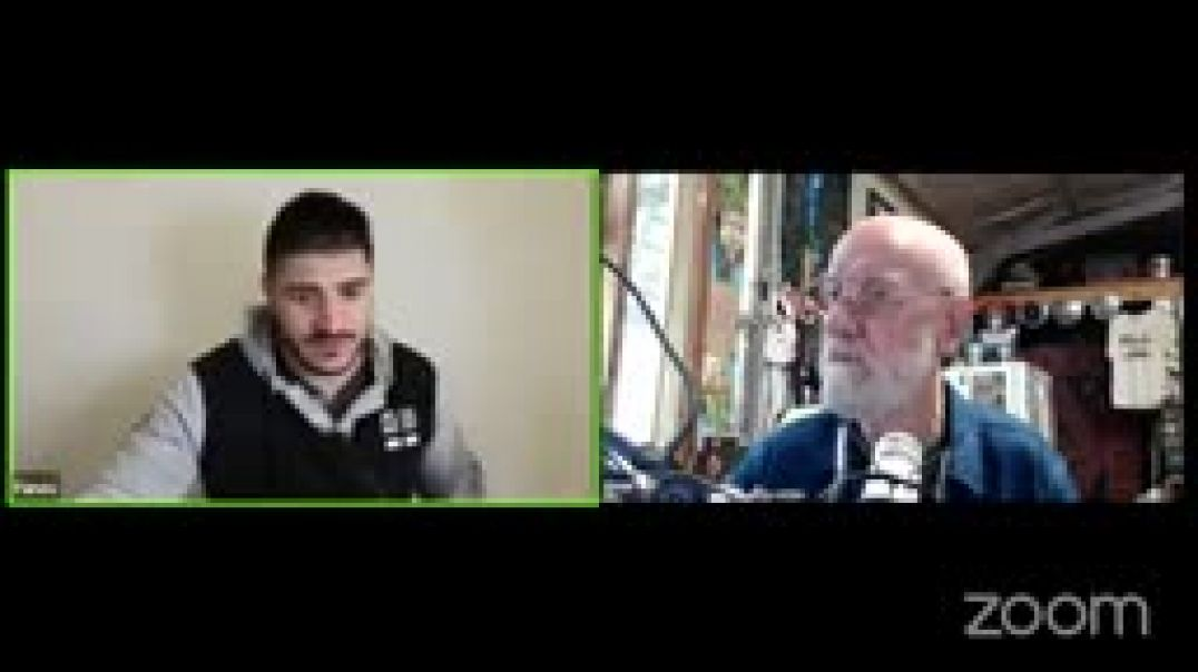 Live with Max Igan from The Crow House ~1st August 2020