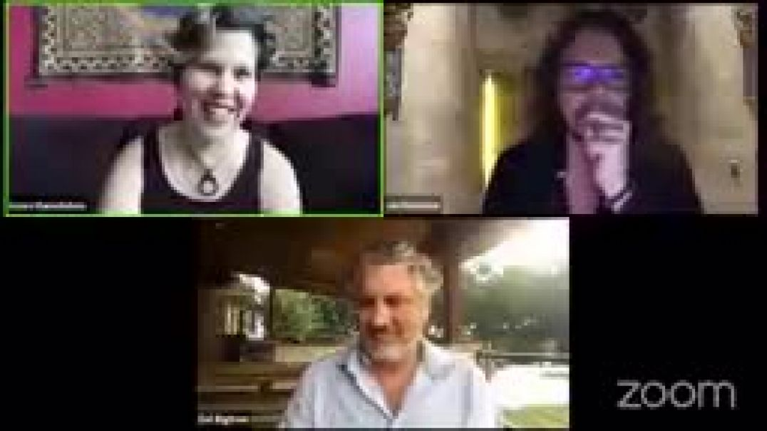 Live with Sacha Stone & Del Bigtree