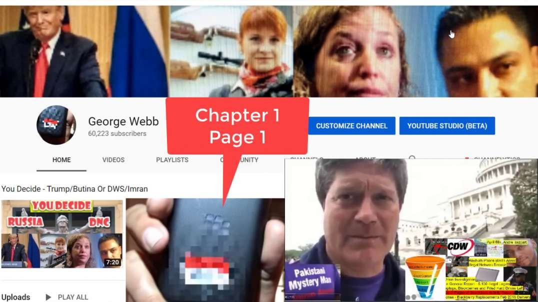 06 Awan 911 - The Webb Report - What Mueller Missed - Chapter One - Page One
