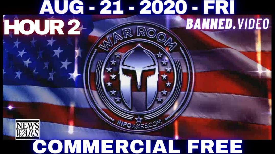 #WarRoomShow HR2: Millions of Americans Switching To Trump After Failed DNC