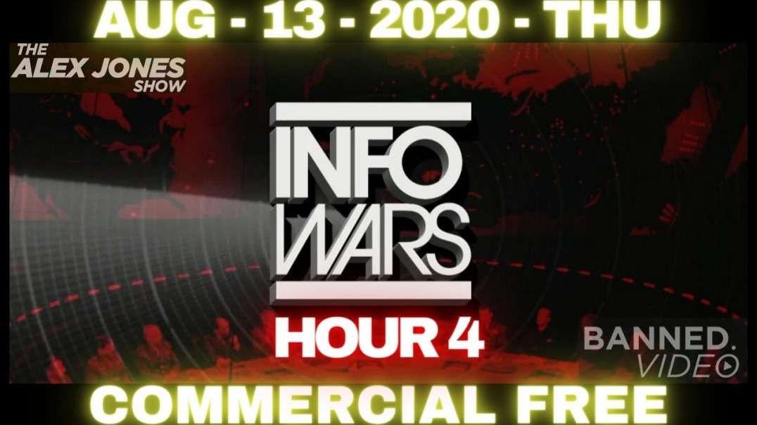 #AlexJones HR4: Trending Broadcast In The World & Discover What The Devil Worshiper Are Hiding