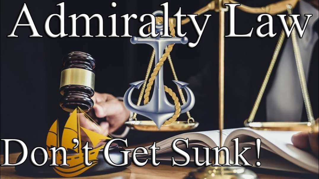How to Beat Admiralty Law in Court