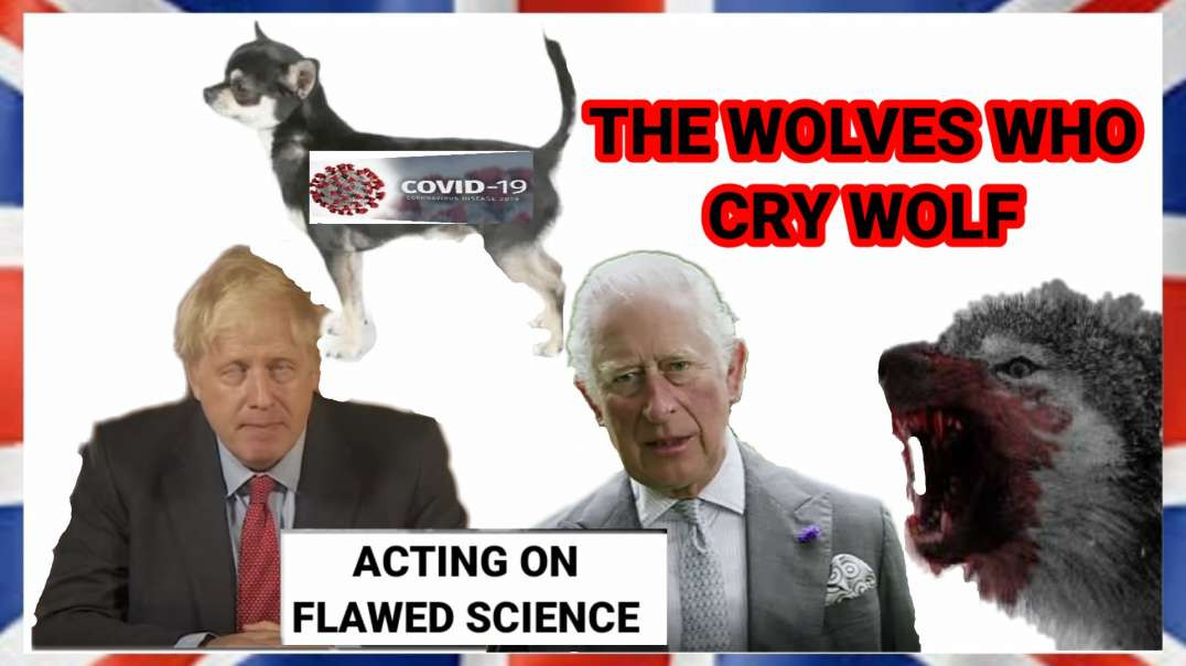 THE WOLVES WHO CRY WOLF
