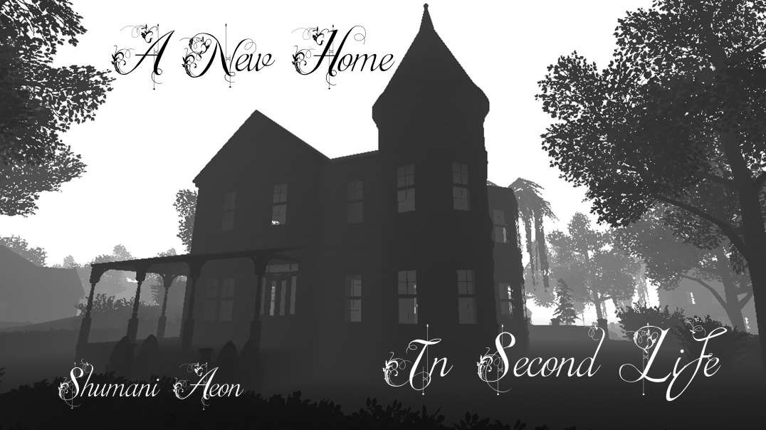 Moving Day in Second Life ~ My new home (Slideshow)