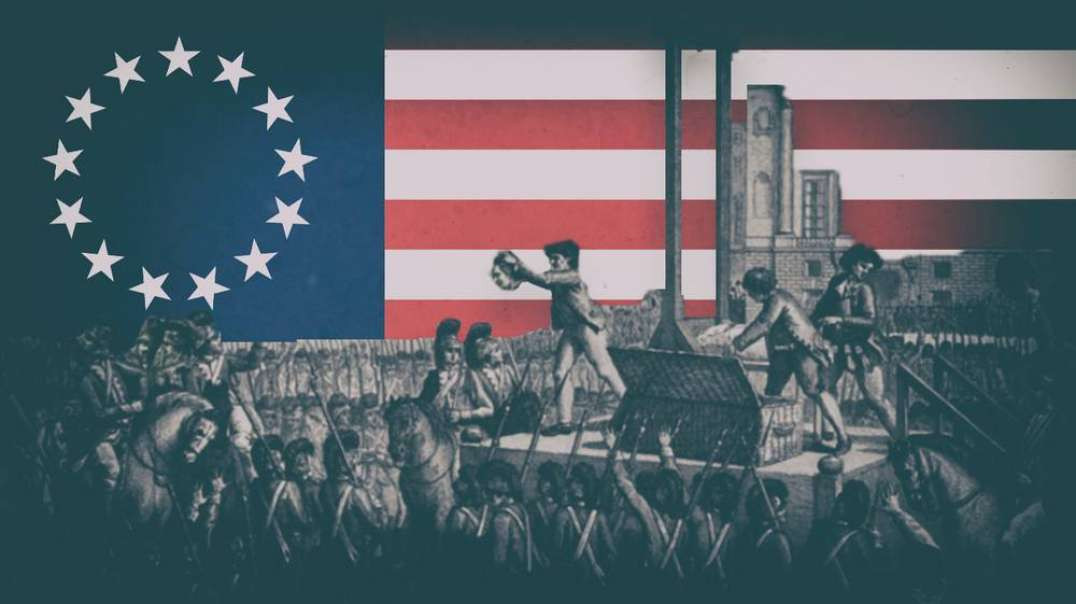 America Approaches The Guillotine