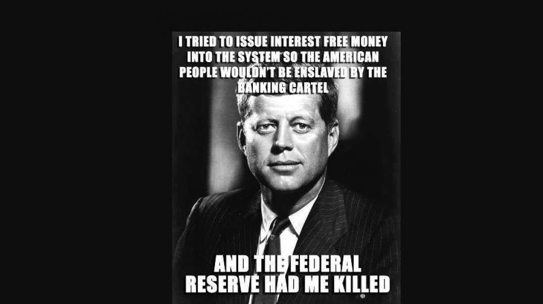 Federal Reserve and the assassination of JFK