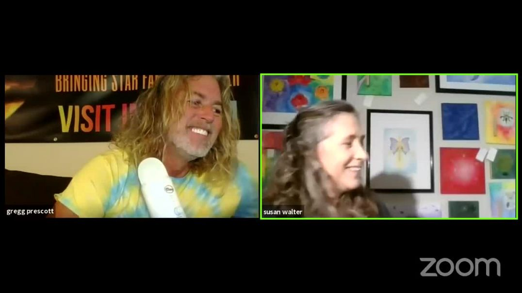 Angelic Realms with Susan Walter on in5D