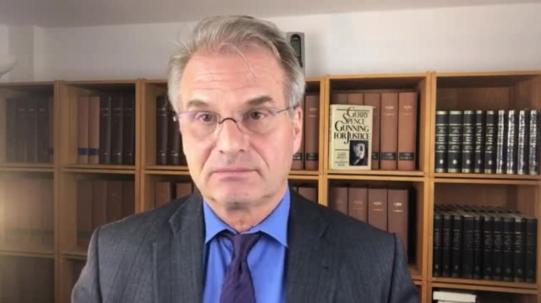 Dr Reiner Fuellmich - Crimes Against Humanity.....They're Being Taken To Court