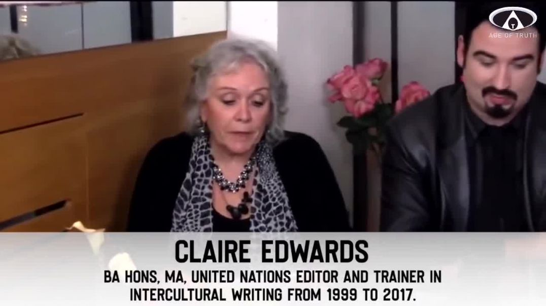 The Covid-19 Genocide of 2020 – Claire Edwards
