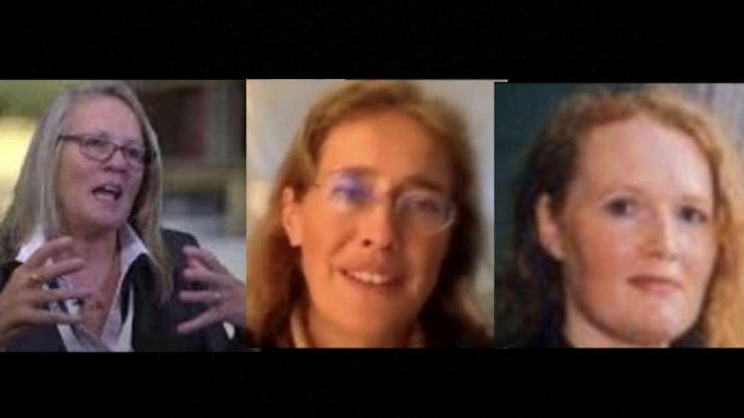 Charlie's Angels: Dr. Judy Mikovits, Dr. Alexandra Henryon and Prof. Dolores Cahill
