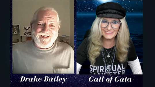 FREE RANGE:  Gail of Gaia Talks With Drake Bailey About Current Events on The Planet