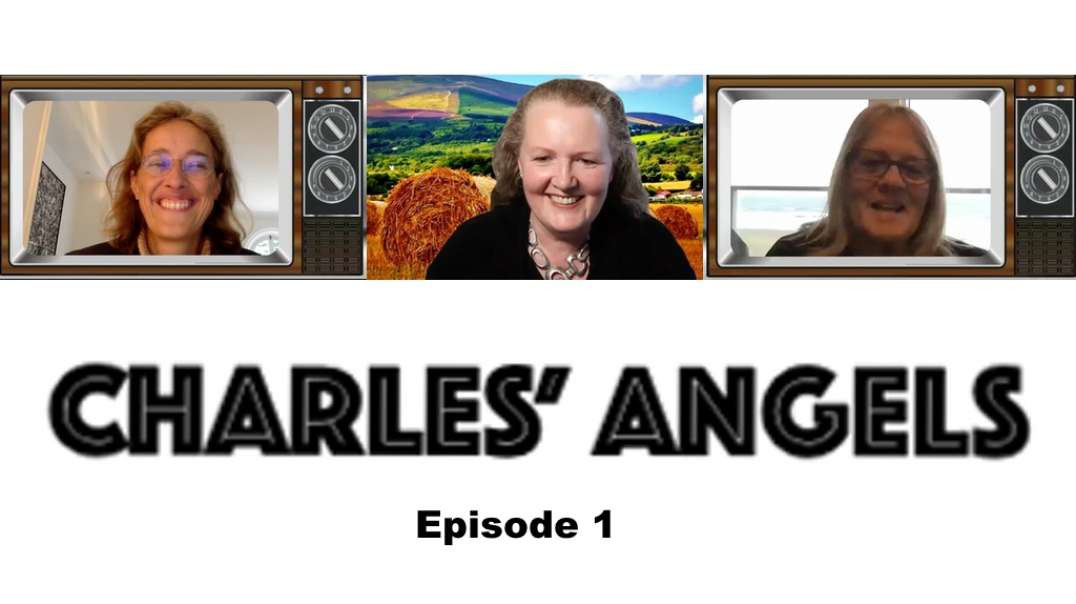Charles Episode 1 Alexandra Henrion, Judy Mikovits, & Dolores Cahill take on Covid.
