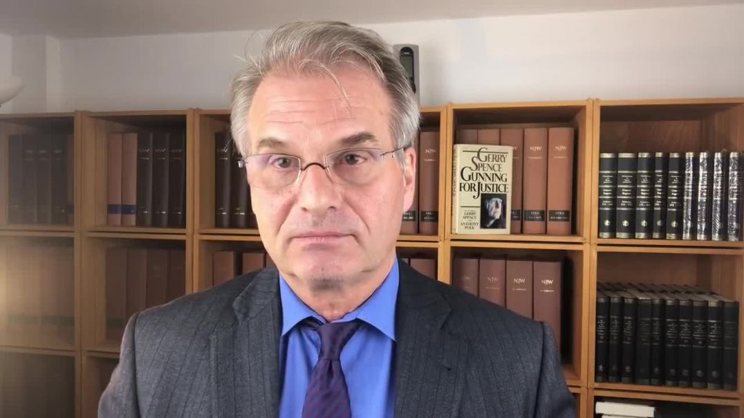 Dr. Reiner Fuellmich Crimes against Humanity