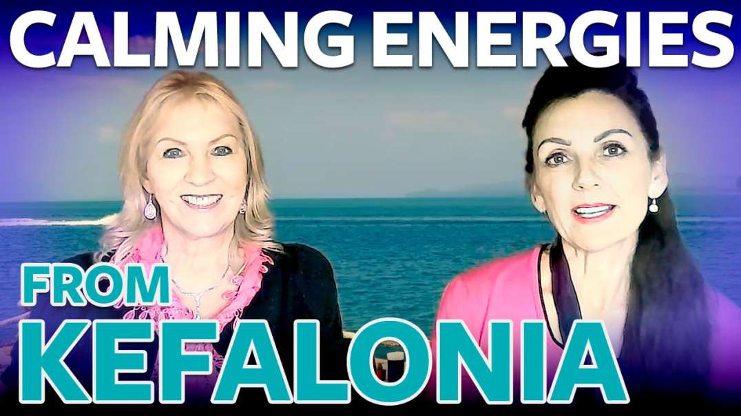 Vlog Reatreat Treat 5 - Calming Energies from Kefalonia