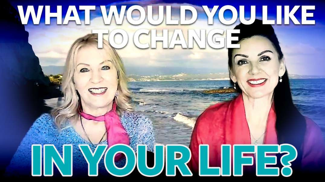Vlog Retreat Treat 6 – What Would You Like to Change in Your Life?