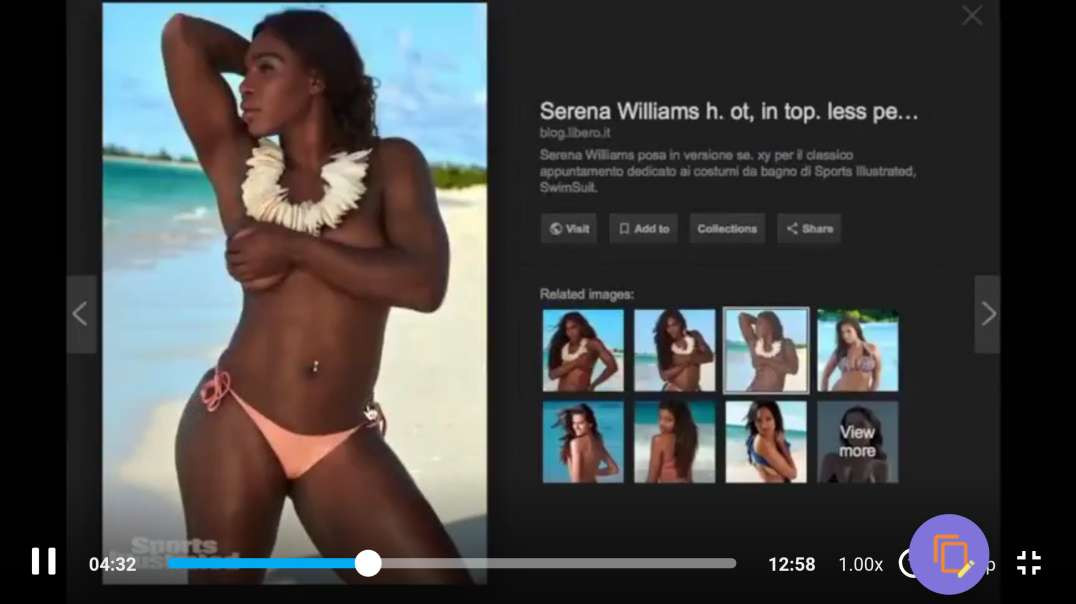 """Transvestigation: Serena Williams """"Woman"""" of the year?"""