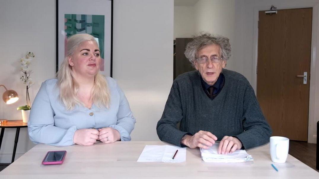 Piers Corbyn interviews 'Skin Kerr' business owner defying the lockdown in Liverpool 22/11