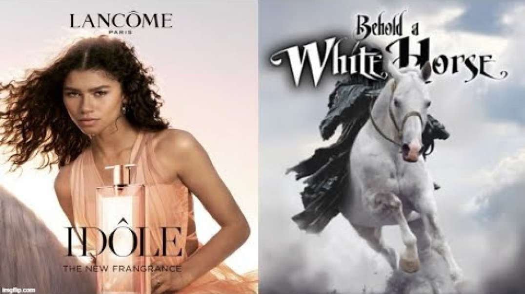 Rider On A White Horse - The Image Of The Beast - NWO Rising!