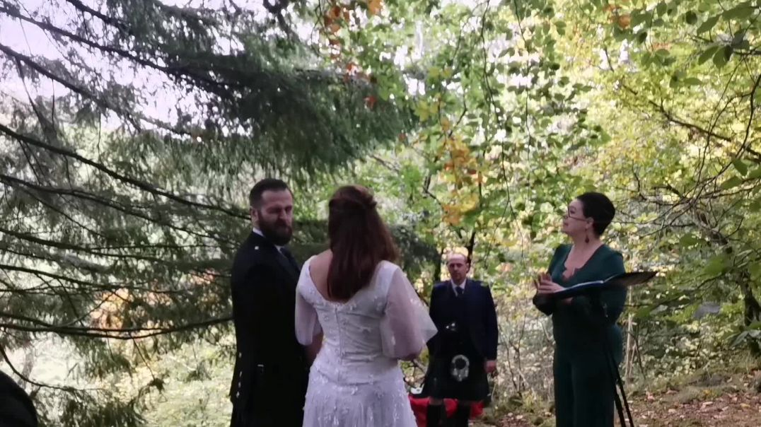 Forest Handfasting