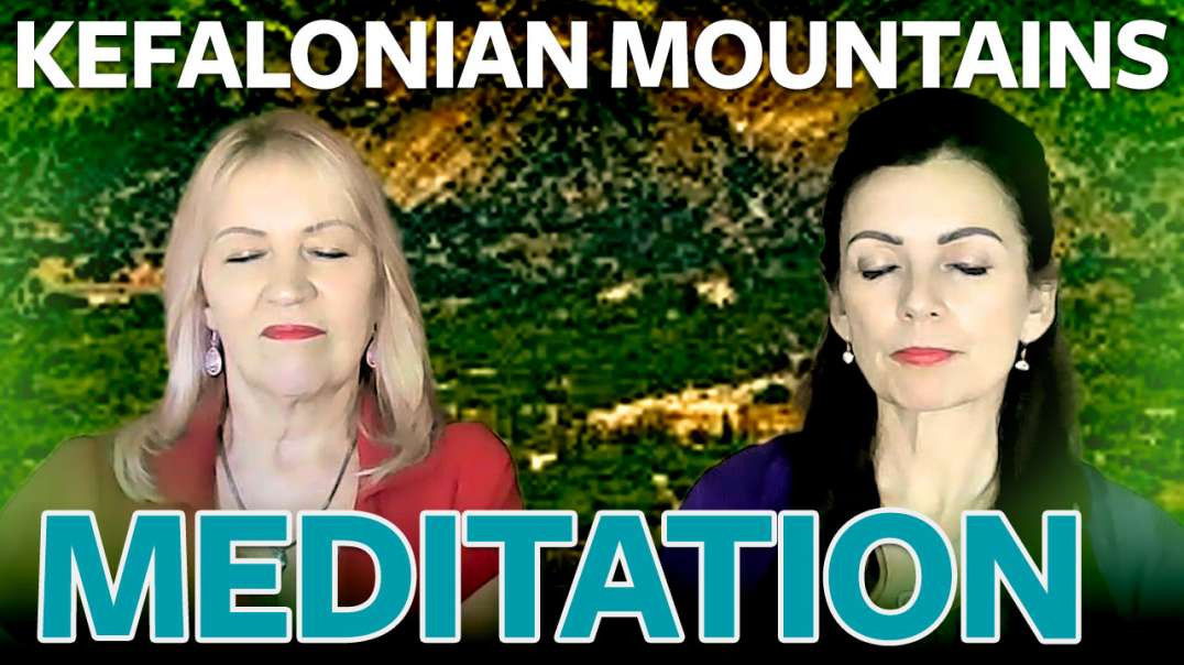 Vlog Retreat Treat 9 – Kefalonian Mountains Meditation-720p