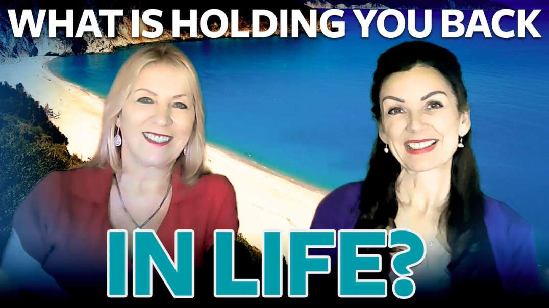 Vlog Retreat Treat 8 – What is Holding You Back in Life?