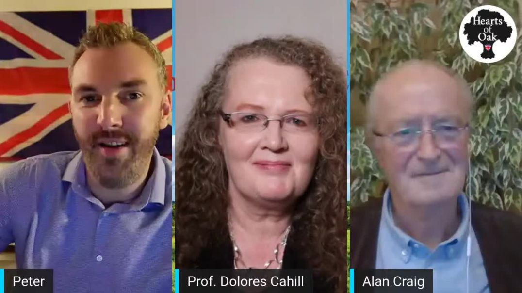 Livestream with Prof Dolores Cahill