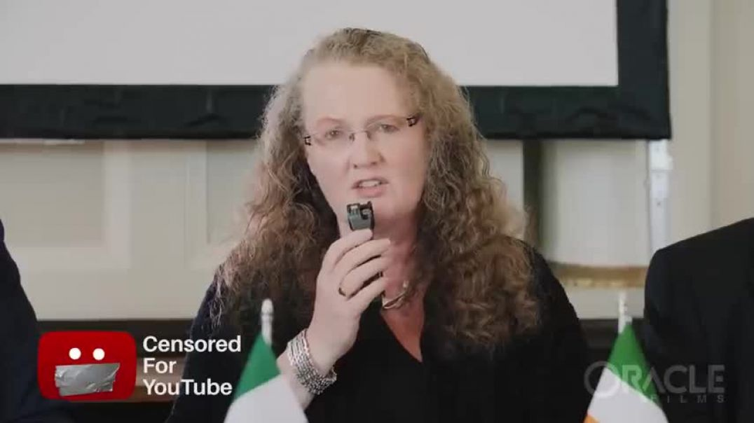 Professor in Molecular Biology and Immunology, Dolores Cahill - Why are we being censored? #doloresc