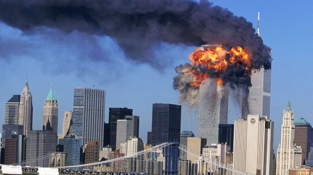"""A REFLECTION ON 9-11 (REMOVED FROM YOUTUBE AS """"HATE SPEECH"""")"""