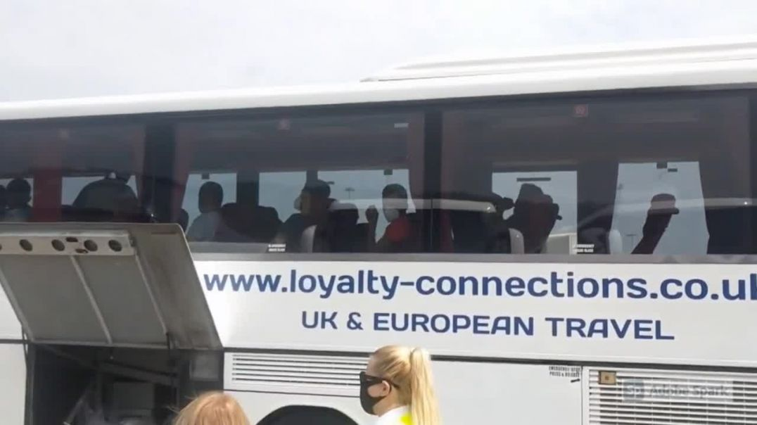 More Illegal Immigrants Entering by Bus