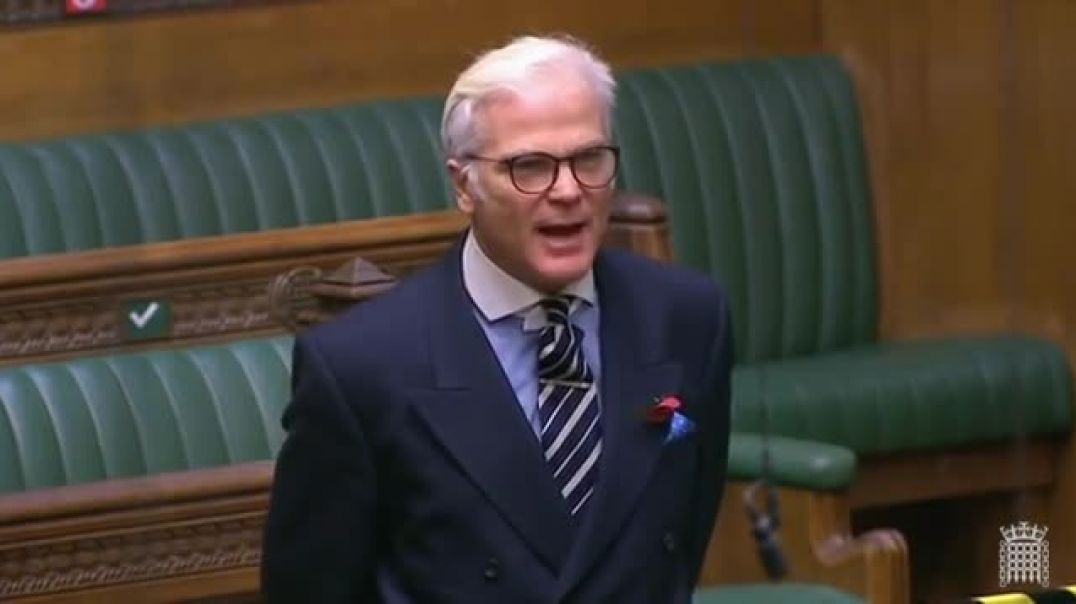 Totalitarian state! Desmond Swayne condemns ban on singing in public.