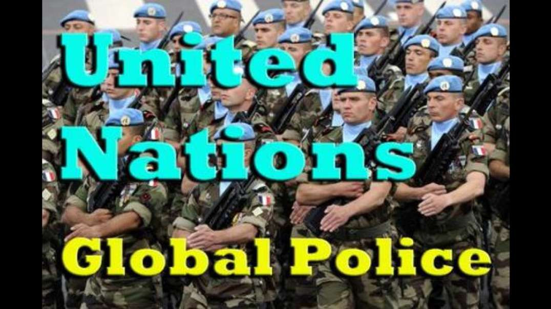 The United Nations To The Rescue