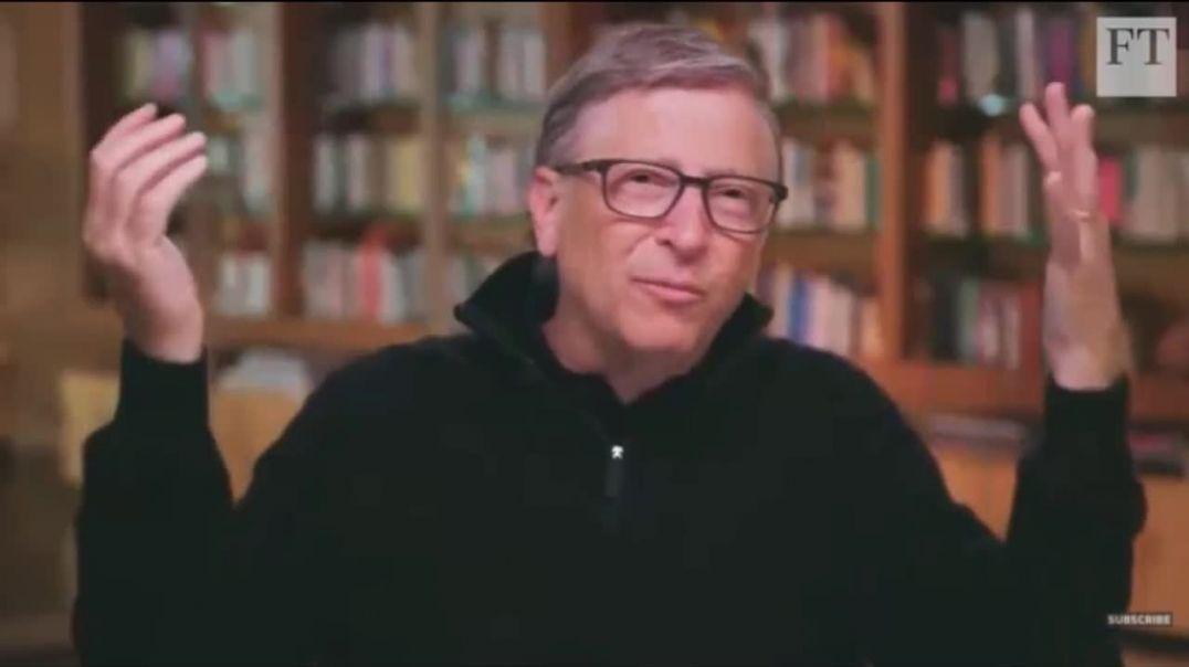 Bill Gates/Microsoft Telling people they 'dont' have a choice' about his forced vacci