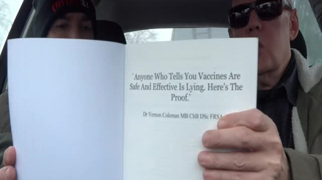 ...The KaK & M@© Show. anyone who tells you vaccines are safe and effective is lying?