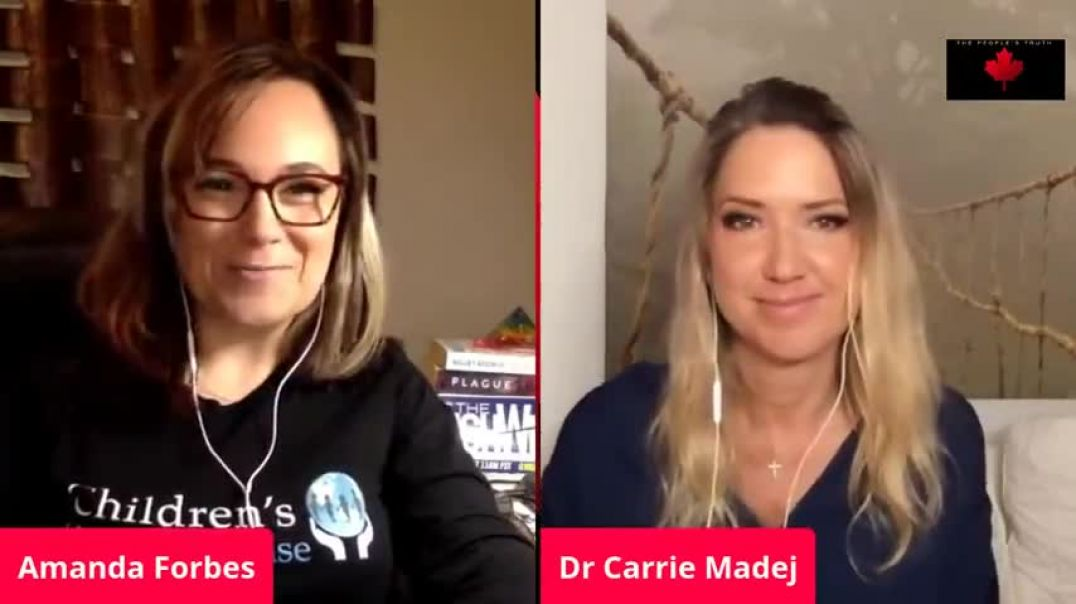 """Dr. Carrie Madej on the COVID Vaccines - """"The Future of Humanity is at Stake"""""""