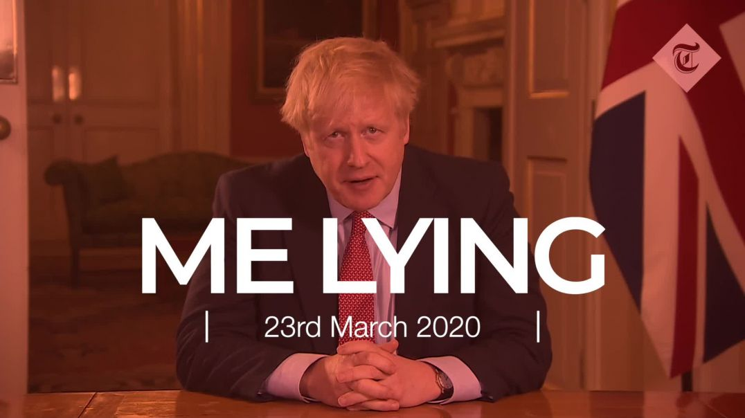 PLANDEMIC OVER - COVID WAS DOWNGRADED BACK IN MARCH 19th 2020 & BORIS THE LIAR JOHNSON DID NOT